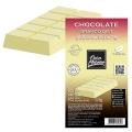 Barra de Chocolate Branco Diet com Maltitol - 1 kg