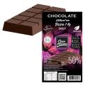 Barra de Chocolate para derreter Diet 50% cacau com Maltitol - 1 kg