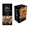 Barra de Chocolate 50% Cacau com Castanha de Caju Ouro Moreno 80g - Caixa com 10
