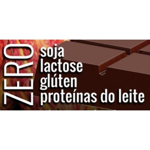 Barrinha chocolate orgânico puro 50% cacau 20g - caixa com 16